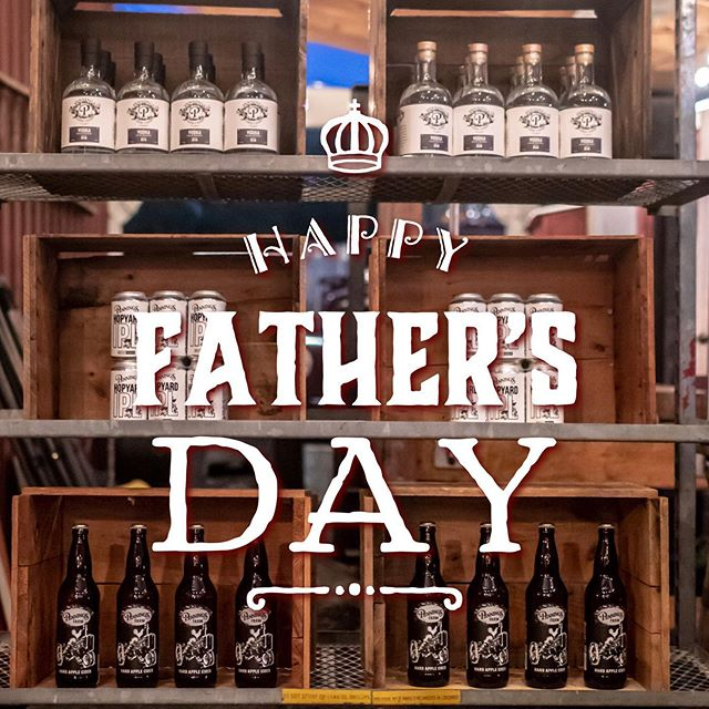 What's your Dad's favorite drink? We got him covered.  Happy Father's Day! #hardcider #penningsIPA #penningslight #penningslager #penningsvidka #fathersday #craftbeer #hardcider #vodkacocktail #penningsfarmcidery #warwickny #drinklocal  #farmforlife