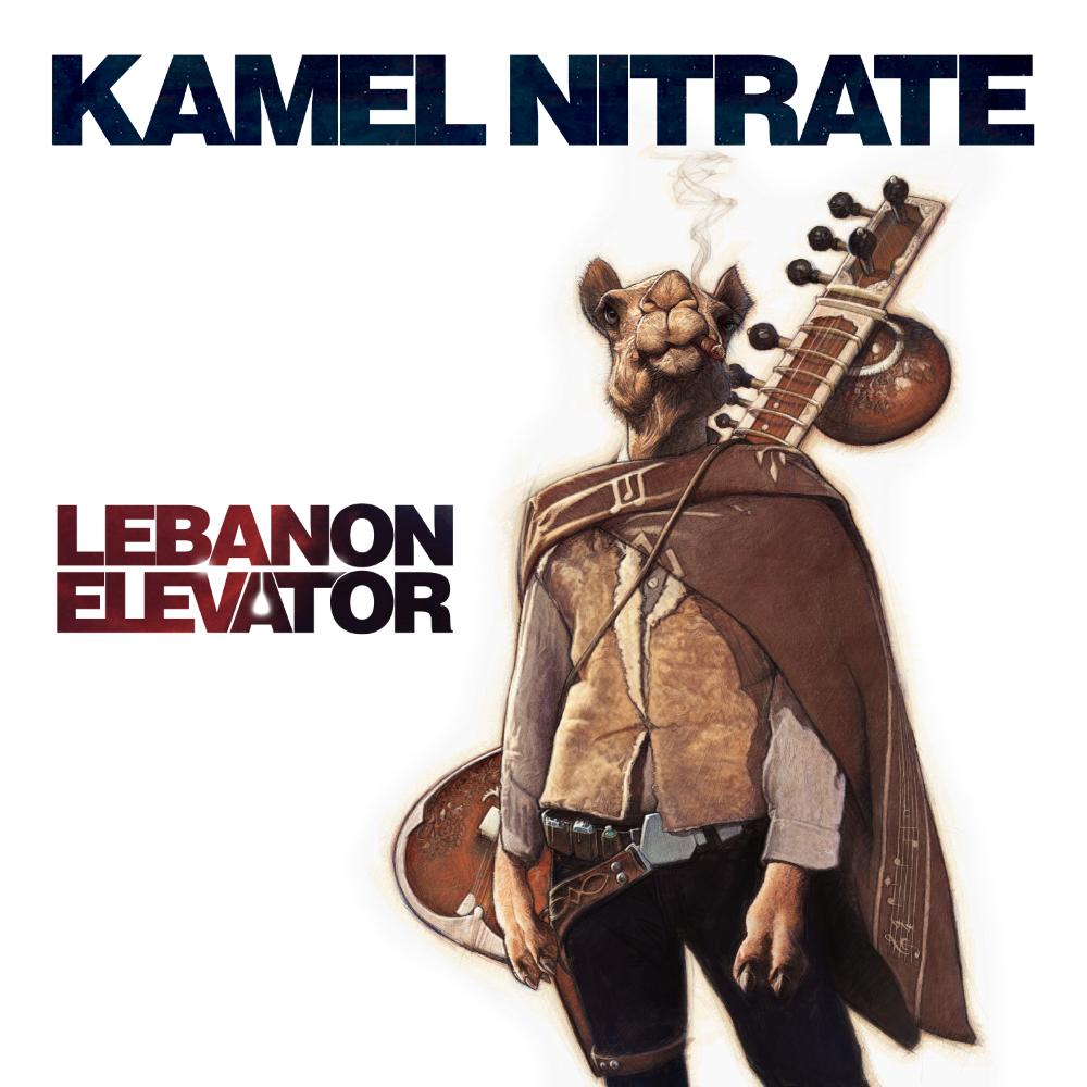Kamel Nitrate album cover