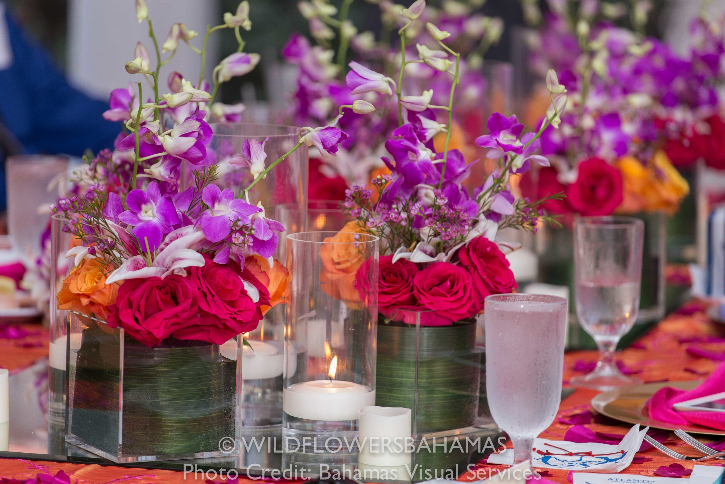 Wildflowers Events & Occasions Wedding