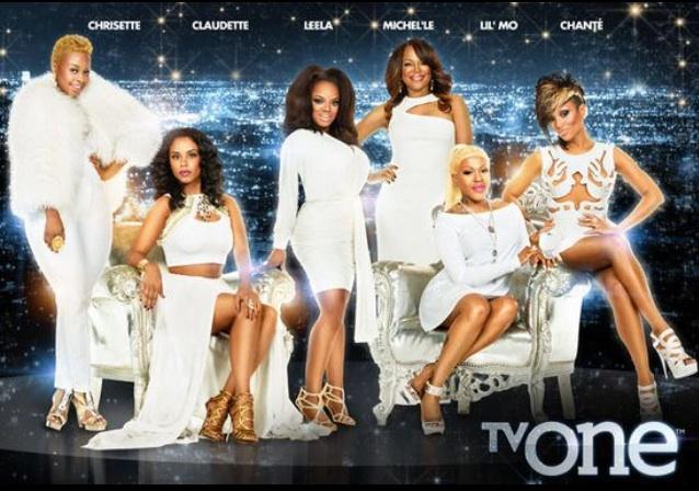 """Cast of """"R&B Divas L.A."""""""