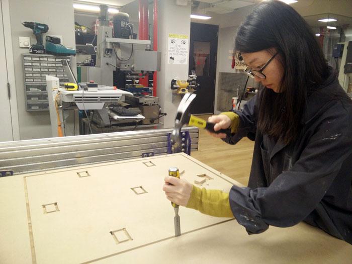 CNC Clean Ups