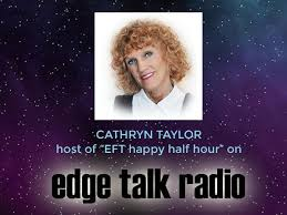 Edge Interview with Cathryn Taylor- Listen to my private story