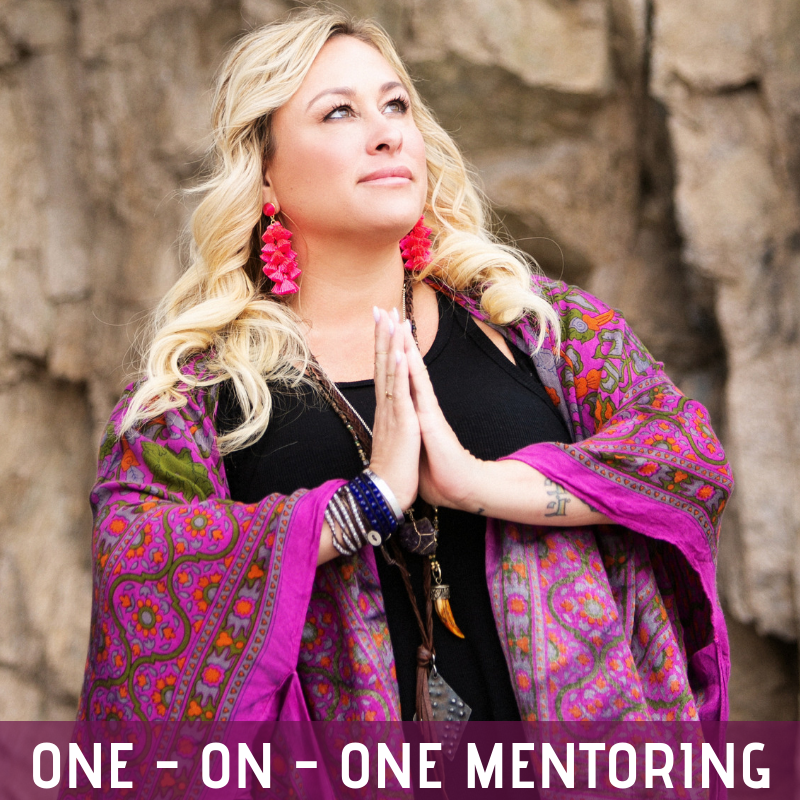 """I WANT A MENTOR  in my corner.   Imagine   , looking at your self in the mirror and thinking """"I did it, it all worked out.""""    AND    you stand in celebration that you have the capacity to live in the fullest expression of yourself. You are gifted, powerful, beautiful and necessary and I support your rising sovereignty.    I will help you achieve these moments on your journey by holding Sacred Space for you to take bold - brave action to realize your dreams."""
