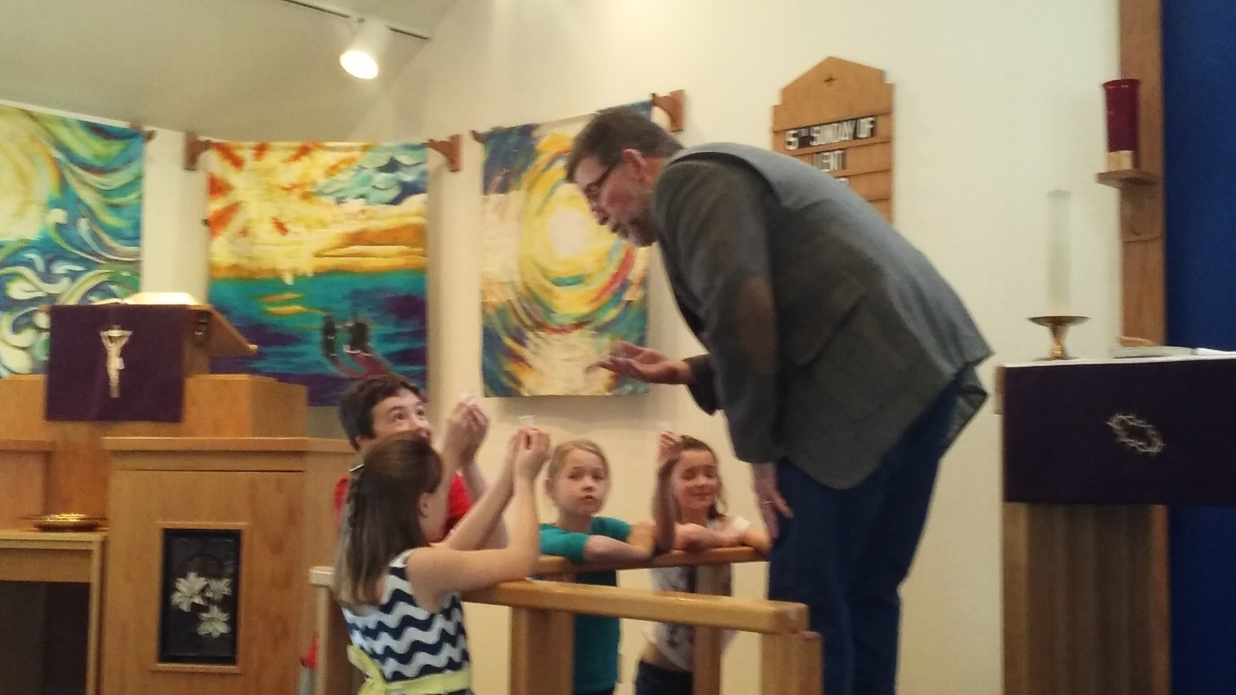 First Communion Instruction