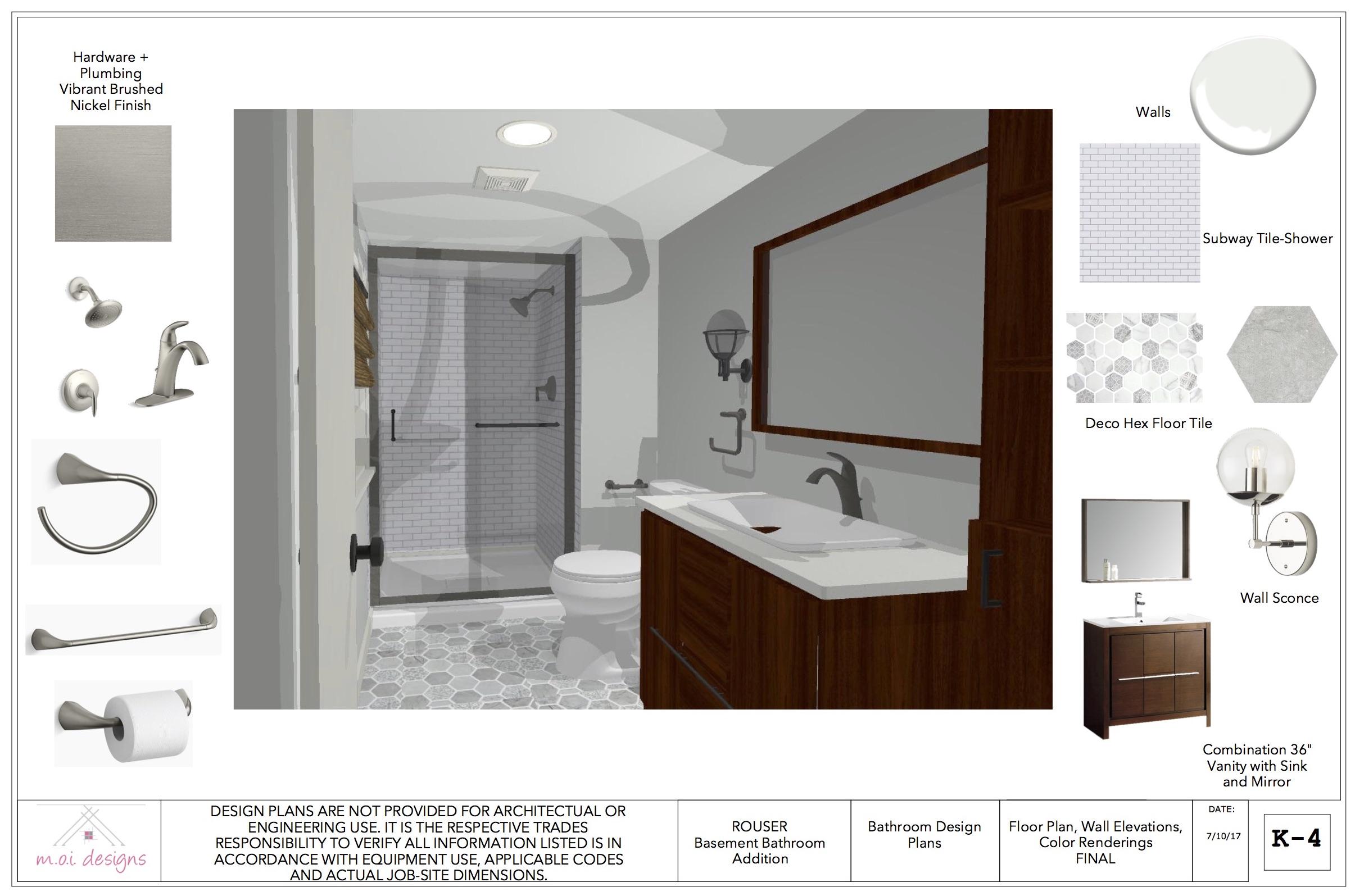 Maple Leaf Bathroom Addition