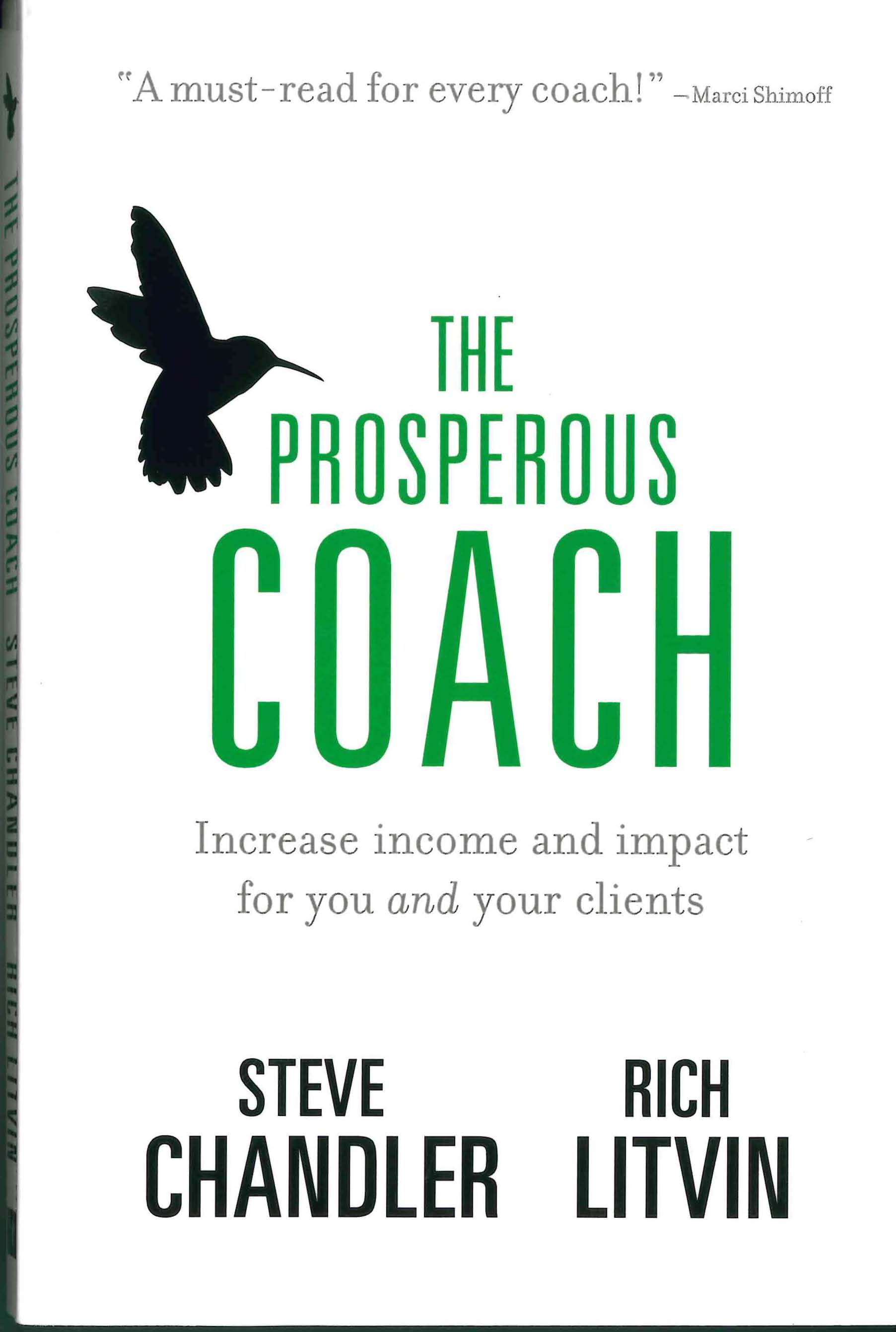 The Prosperous Coach by Steve Chandler & Rich Litvin