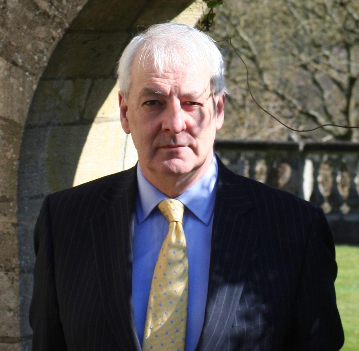 James Hill, Senior Partner at Alanbrookes