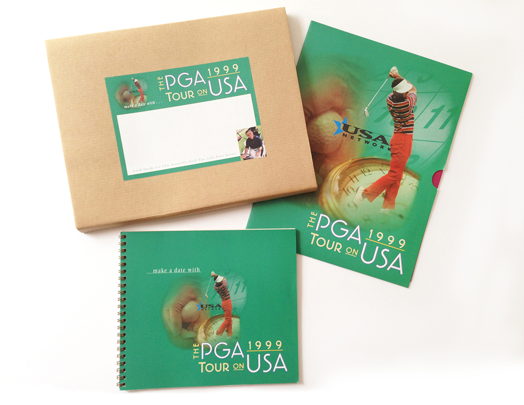 Marketing Kit Client: USA Networks