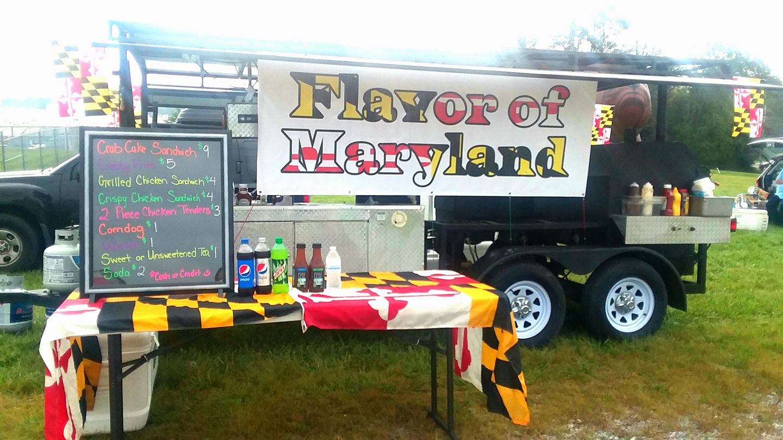 Flavor of Maryland Food Truck -