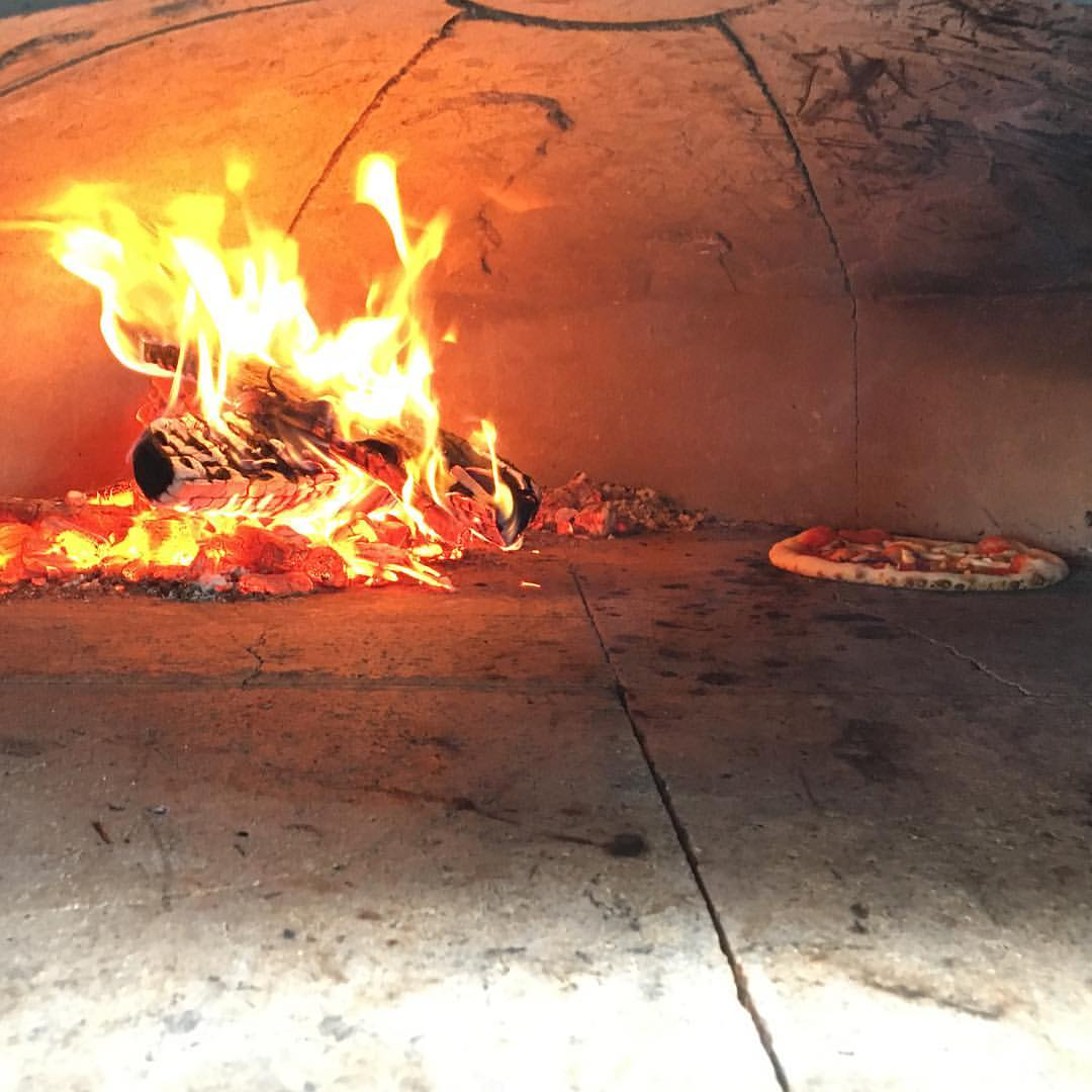 Pizza Llama - Best fired pies in town. Slinging from 3-6pm