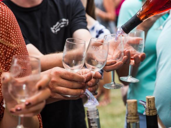 The Frederick Wine Festival -