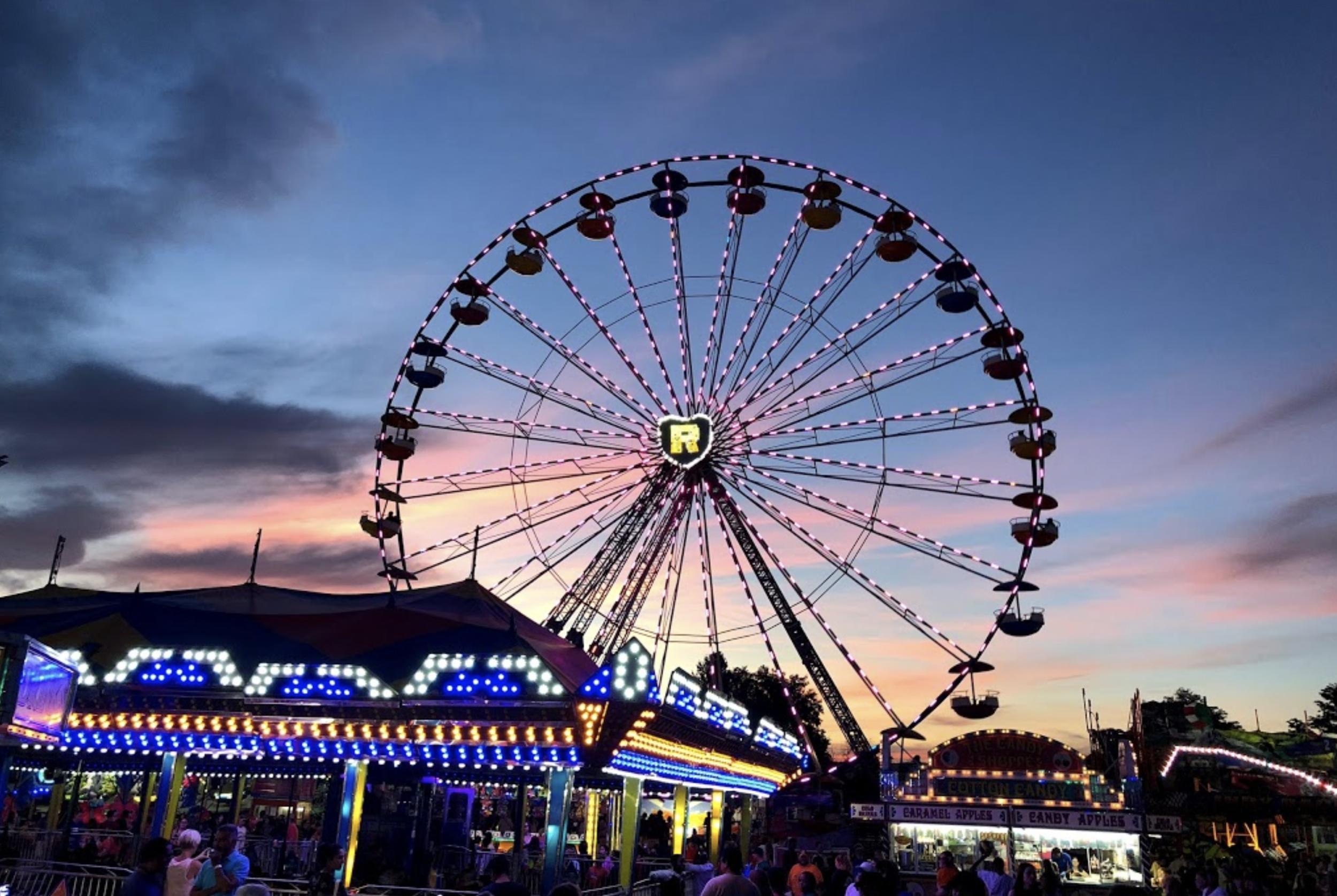 Frederick Ferris wheel