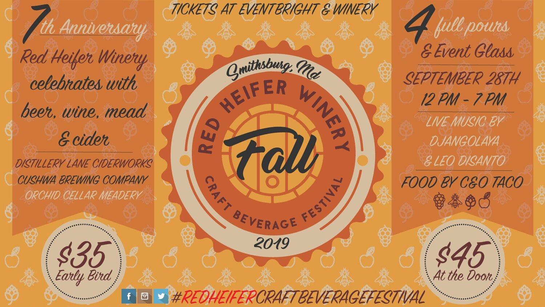 Fall Craft Beverage Festival