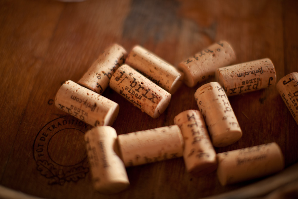 J. Brix corks. links to shop