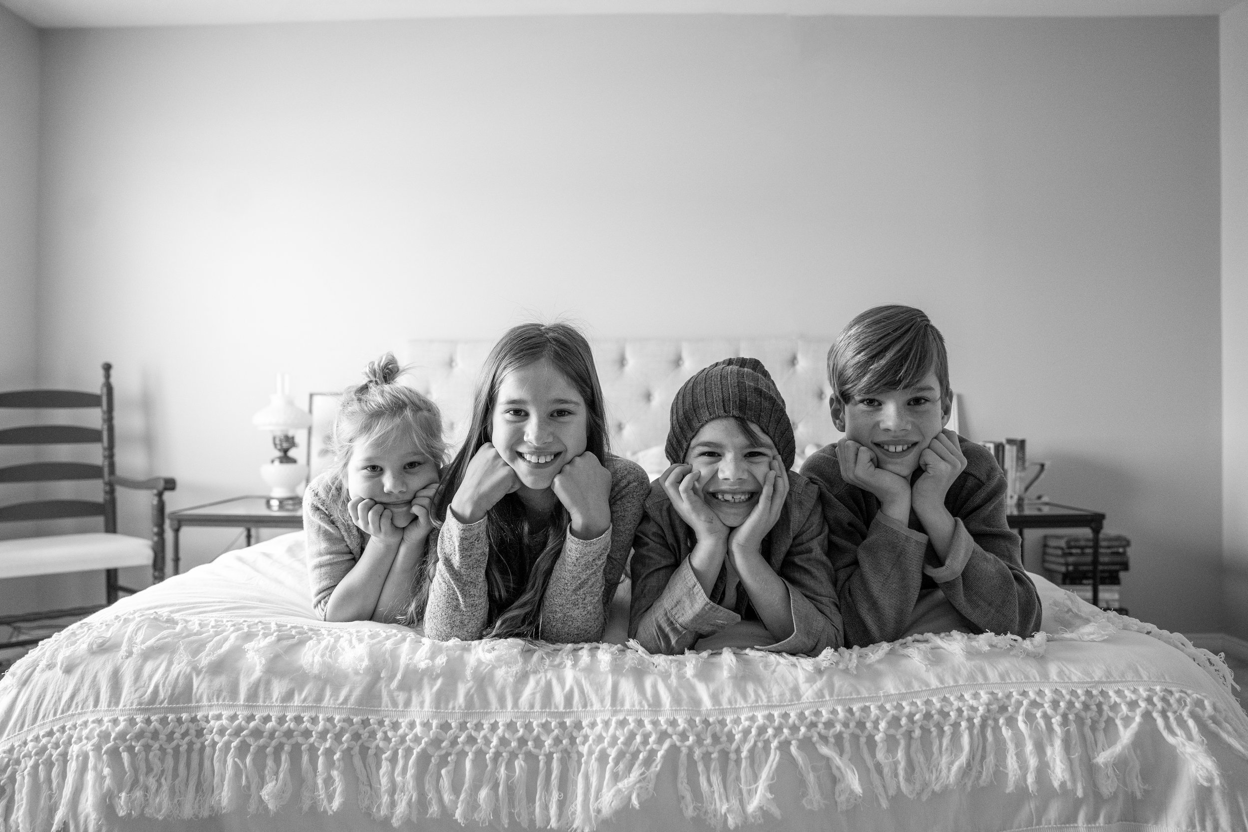 In-Home Family Portraits -
