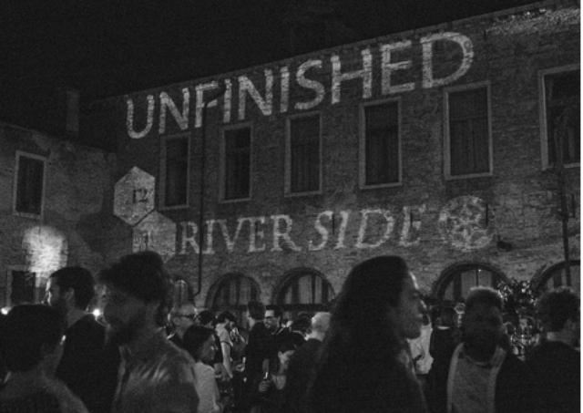 12 miradas::Riverside en la Bienal de Arquitectura en Venecia