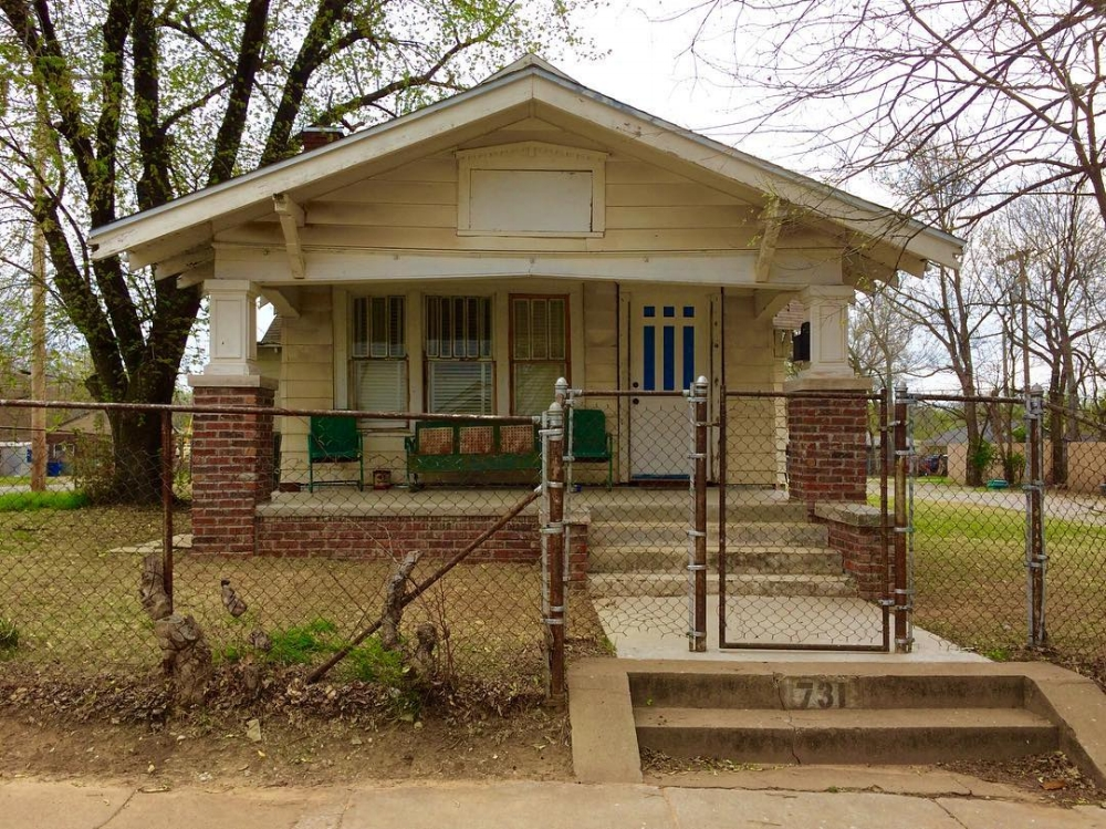 Curtis Brothers House