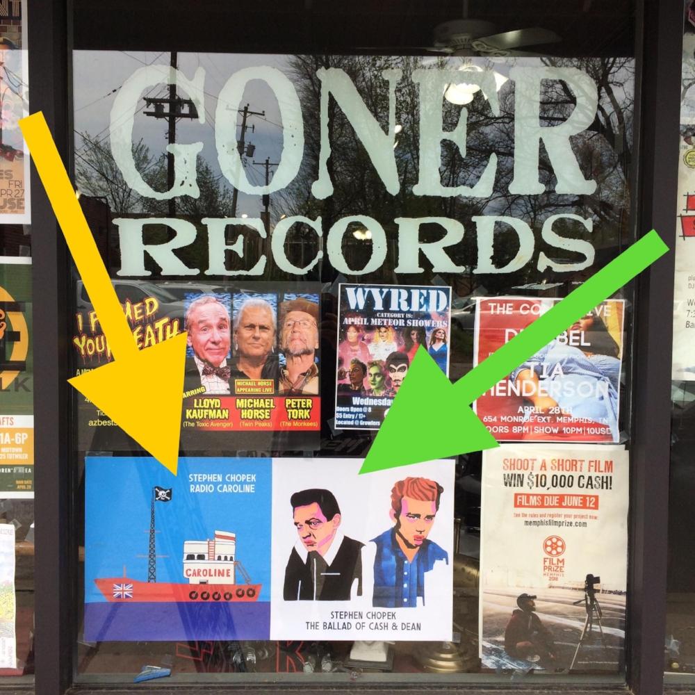 Goner Records - Memphis, TN