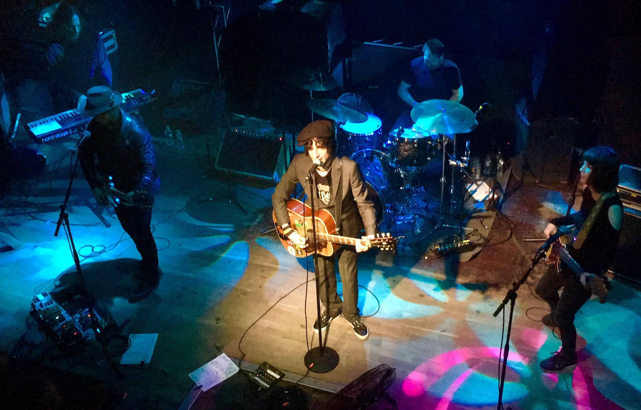 Jesse Malin band at The Haunt. (Brighton)