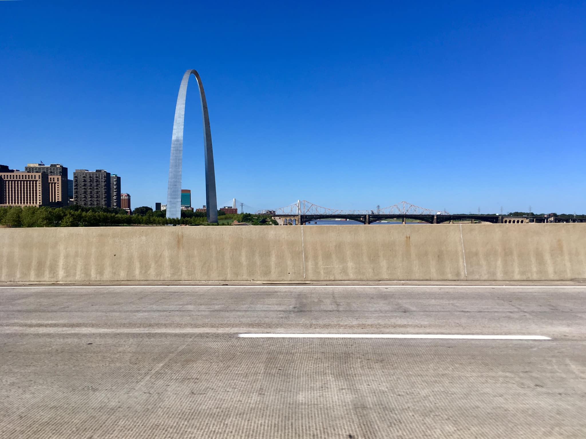 Good morning Saint Louis