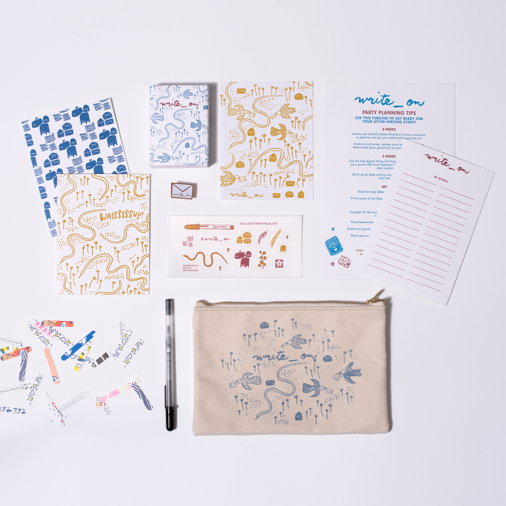 Letter Writer Party Pack - click through to order
