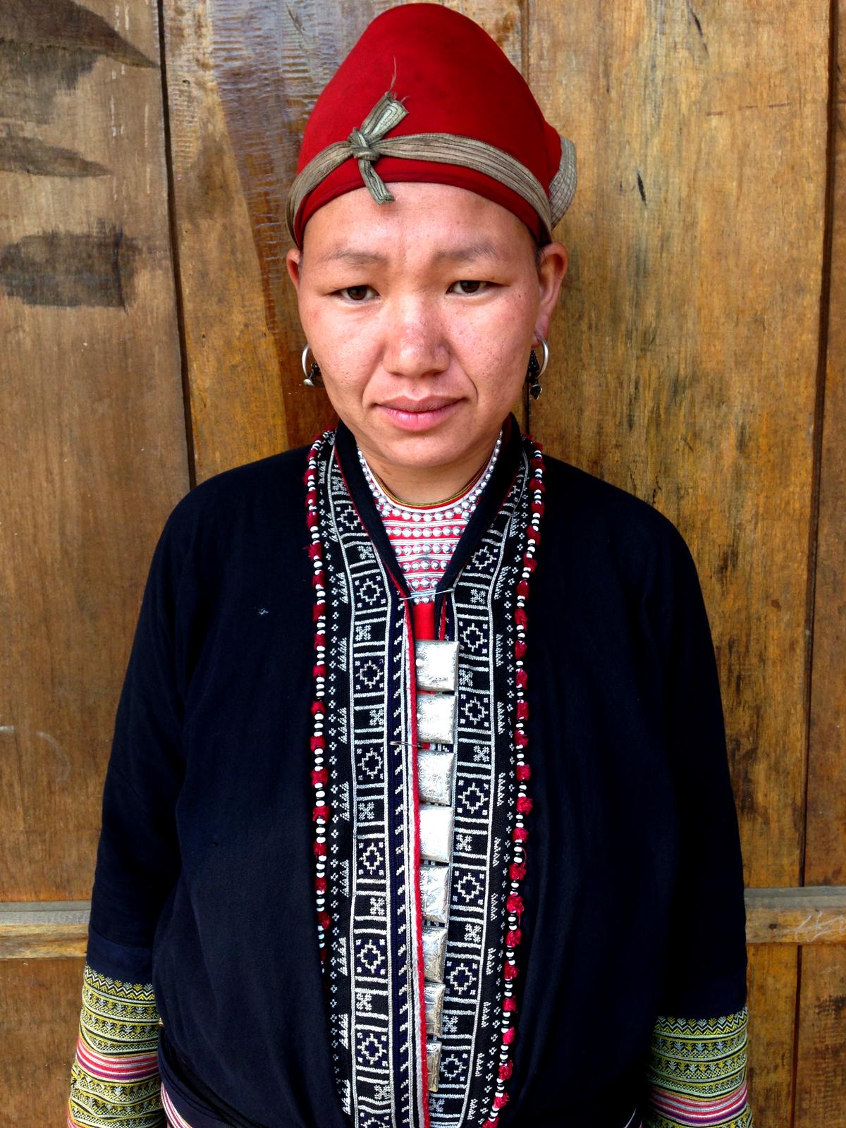 Villager, Sapa Vietnam  (2015)