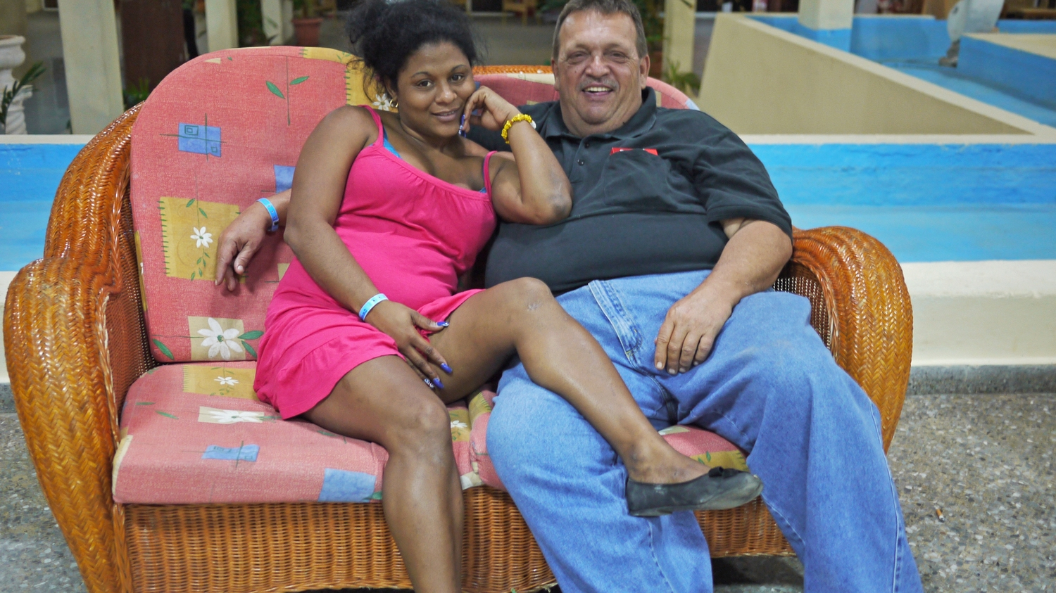 Tourist Sex Couple, Cuba (2014)