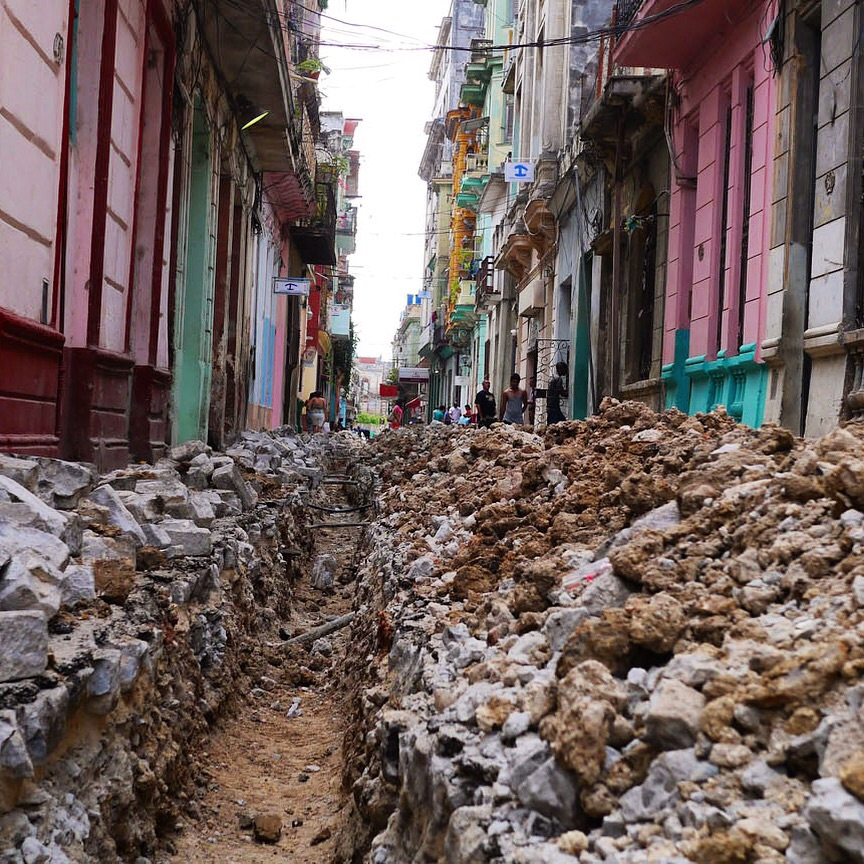 The Great Divide, Old Havana (2015)