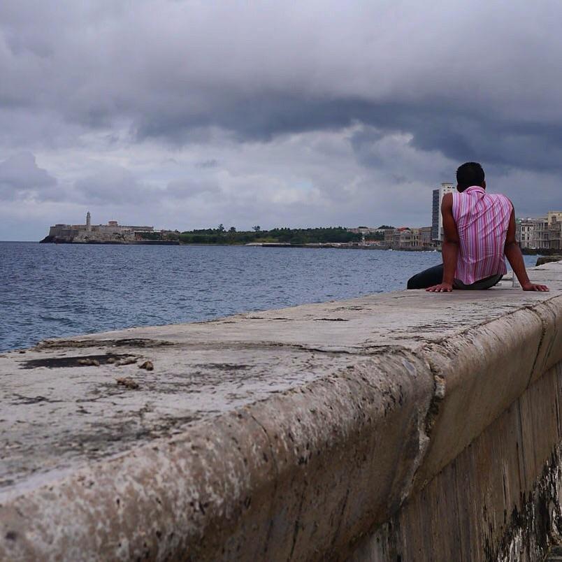 Hello Dolly , Malecon, Havana (2015)