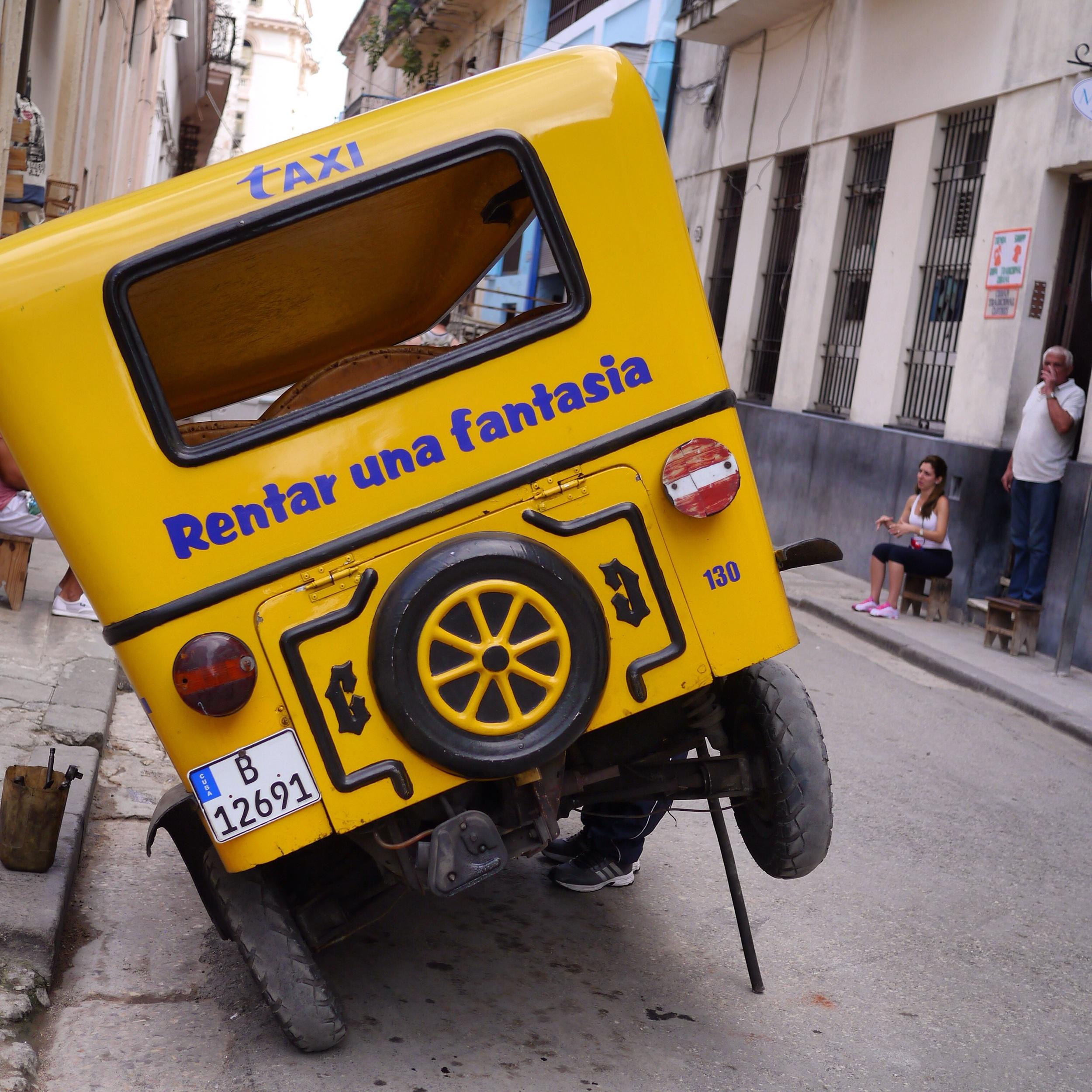 Rent a Fantasy, Old Havana, (2015)