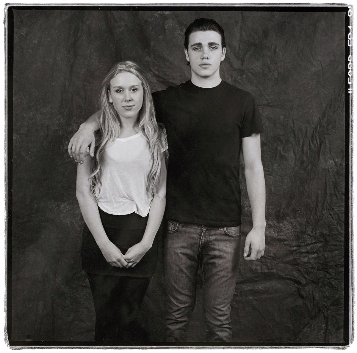Teenage Couple (2013)