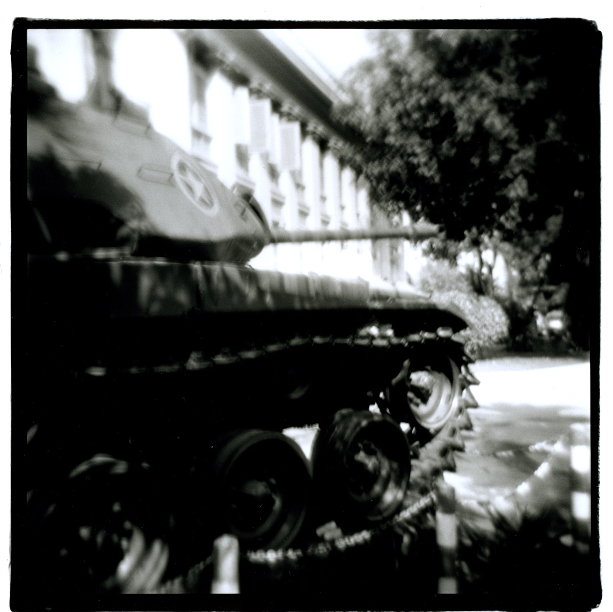 North Vietnamese Tank (2014)