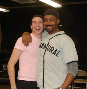Andrew and Jesse L. Martin
