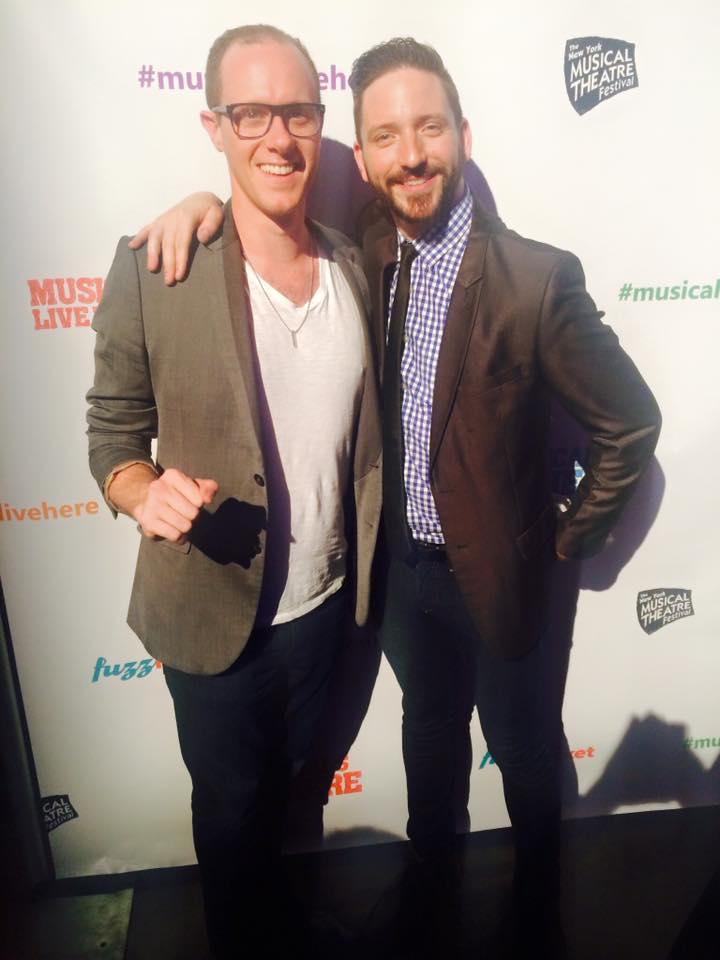 Andrew and Jeremey Youett