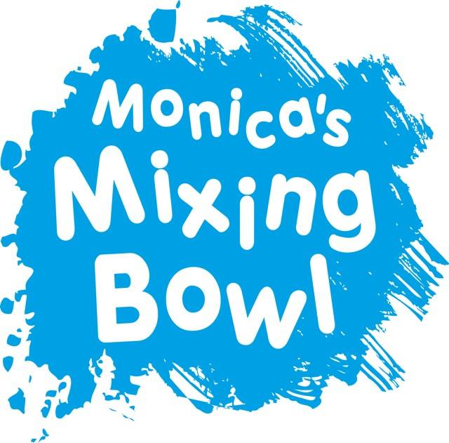 """Behind the scenes at: """"Monica's Mixing Bowl"""" starring John Tartaglia Featuring: Monica Wiley Directed by: Emmy Award Winner Jesse Averna Written by: Stacey Weingarten"""