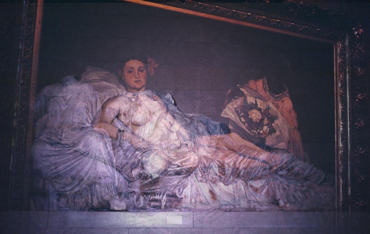 Parthenon Manet