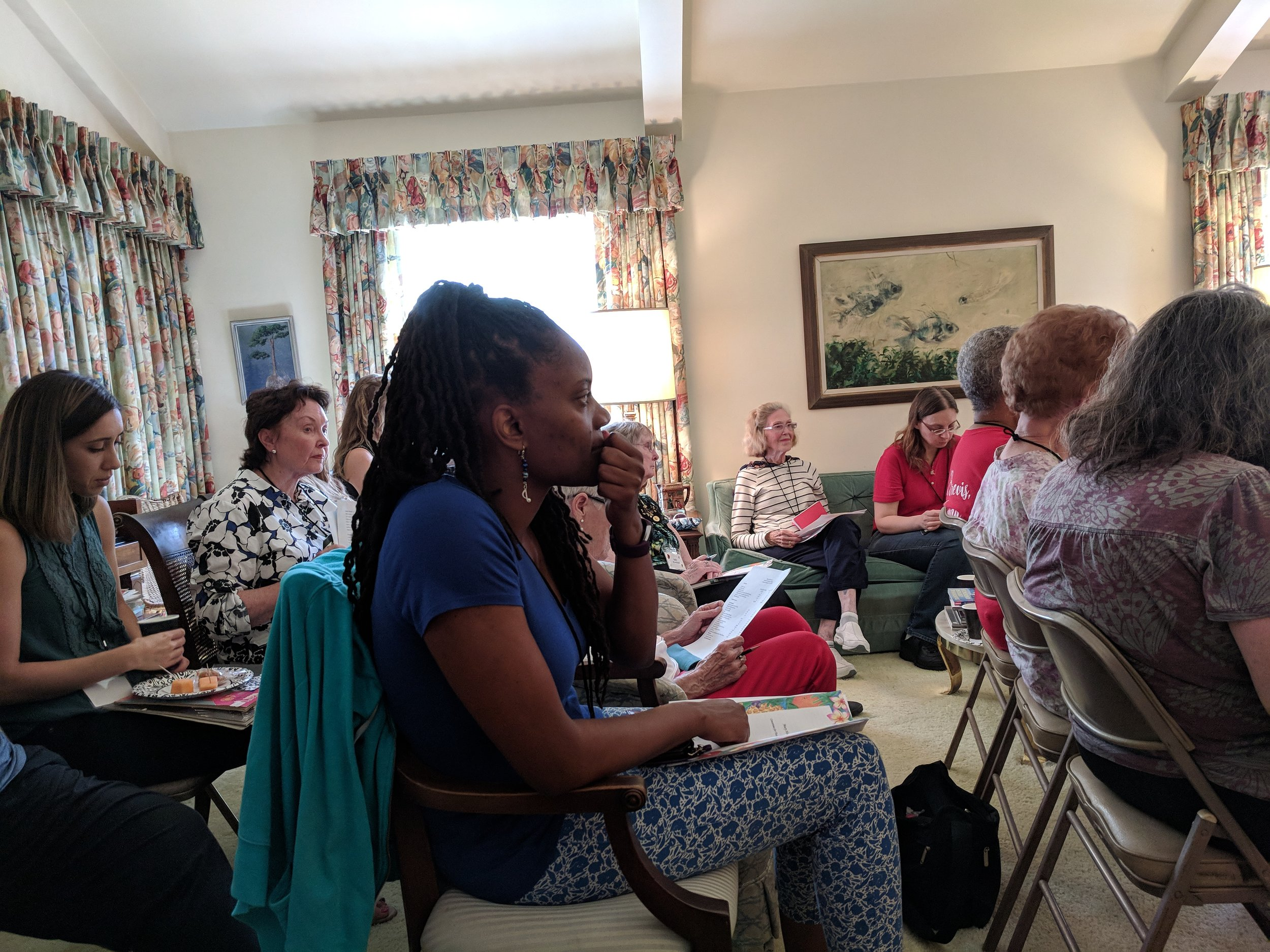 Chapter Meeting Sept 2018