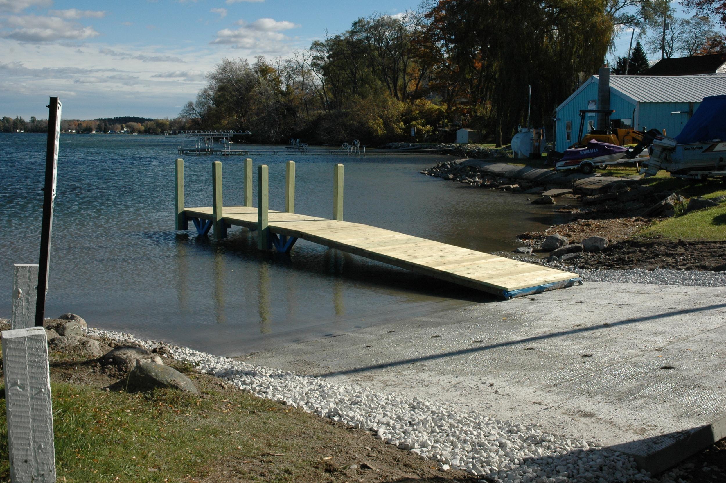 Bear Lake Boat Launch Improvements, photo 3