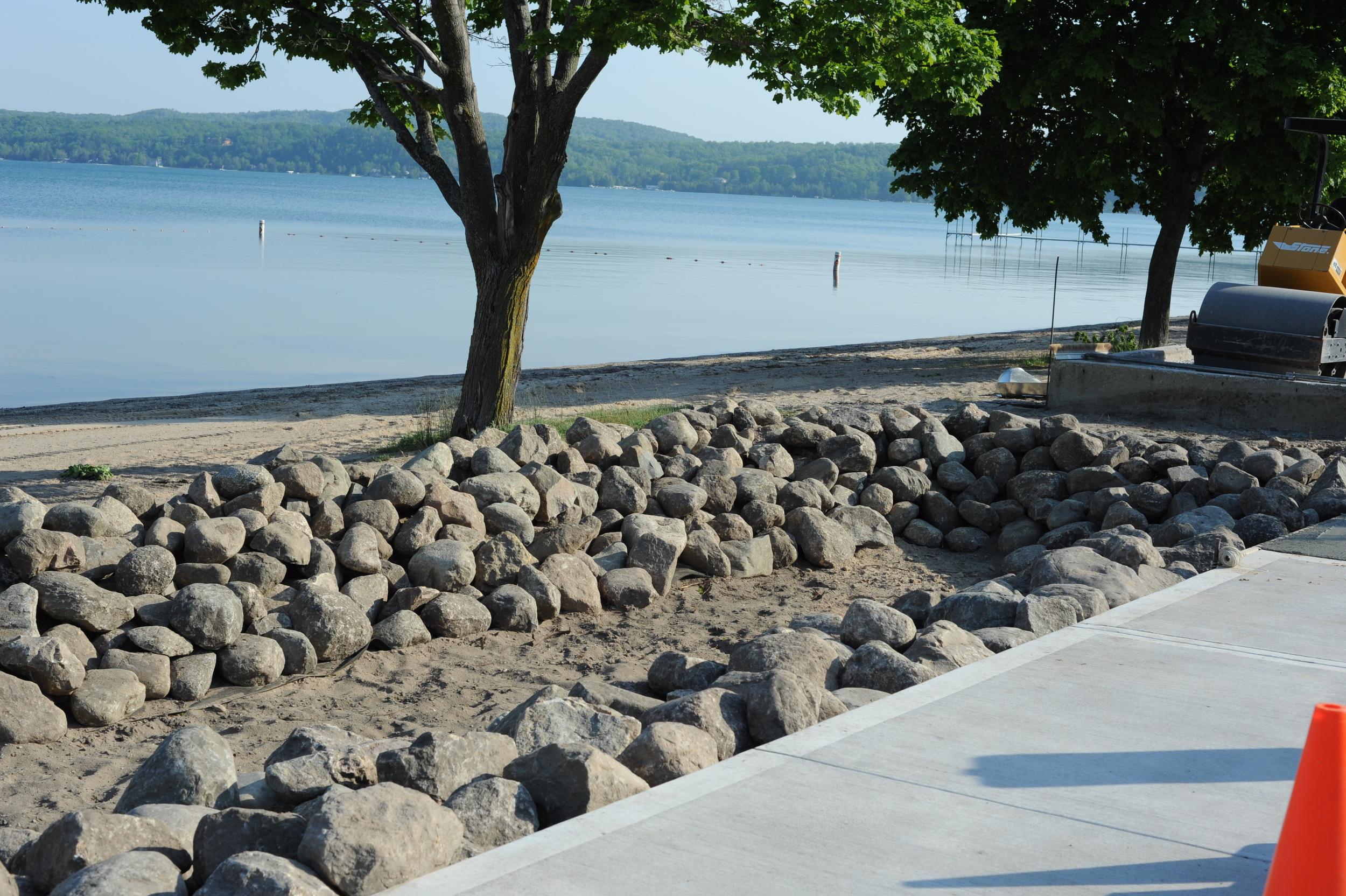 Crystal Lake Waterfront Improvements Project
