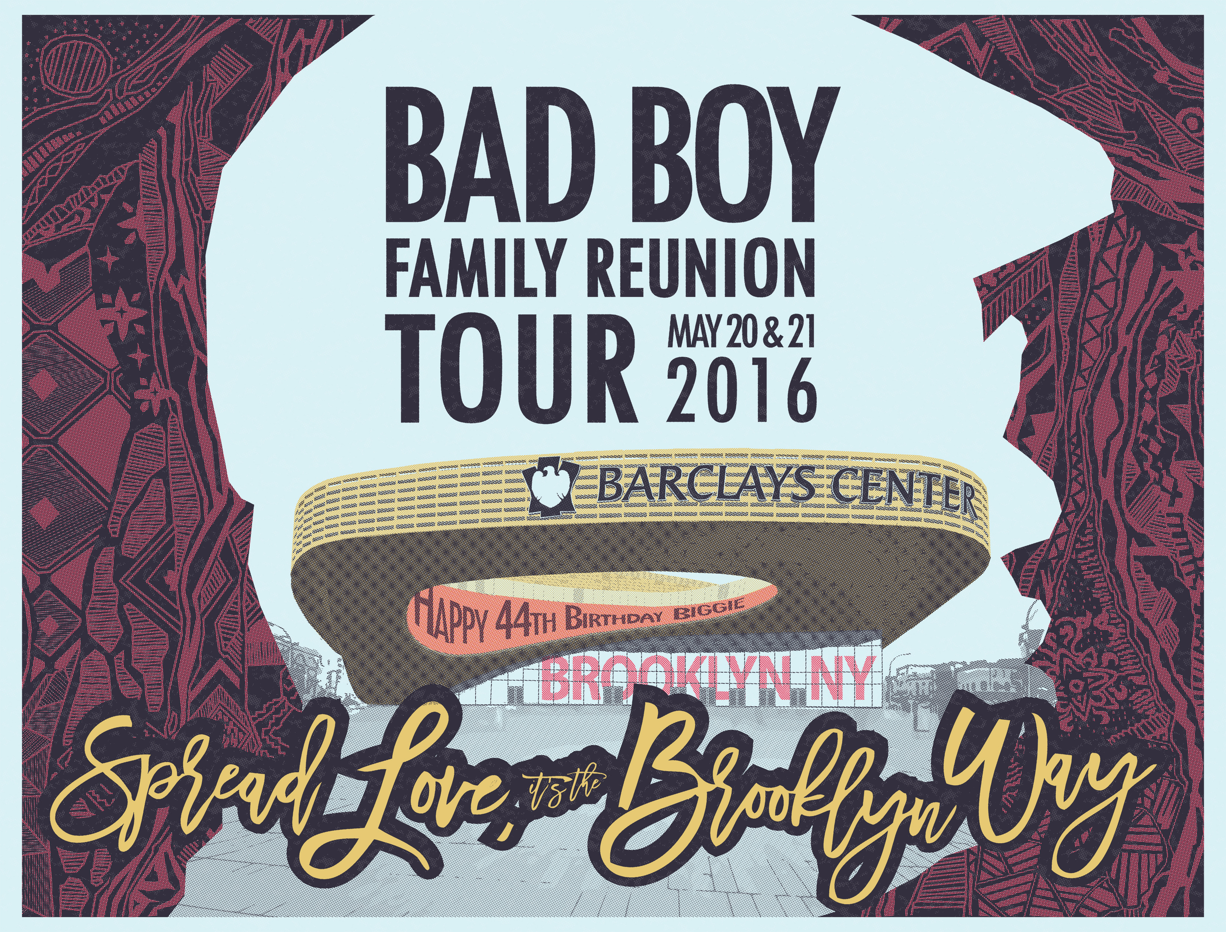 Bad Boy Family Reunion Tour