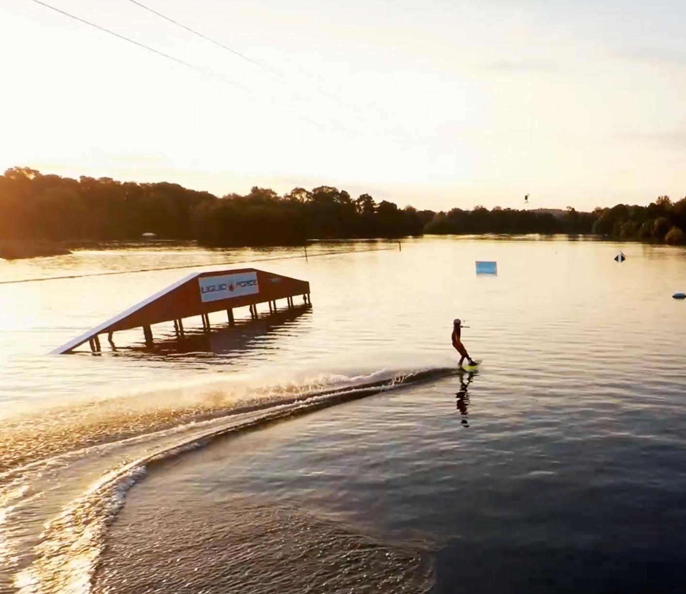 Joe Battleday - A Redbull wakeboard athlete