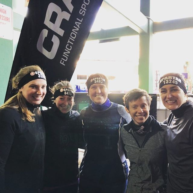Great weekend running the Fenway Spartan with this team! They spent the summer training at Harvard stadium and the fall practicing rope climbs, monkey bars and strength training. Which is why I'm not surprised they crushed this race! Congrats ladies! @poofybirdy @laurajeanowens @jswanns #spartan #anmstrength #fenwaypark