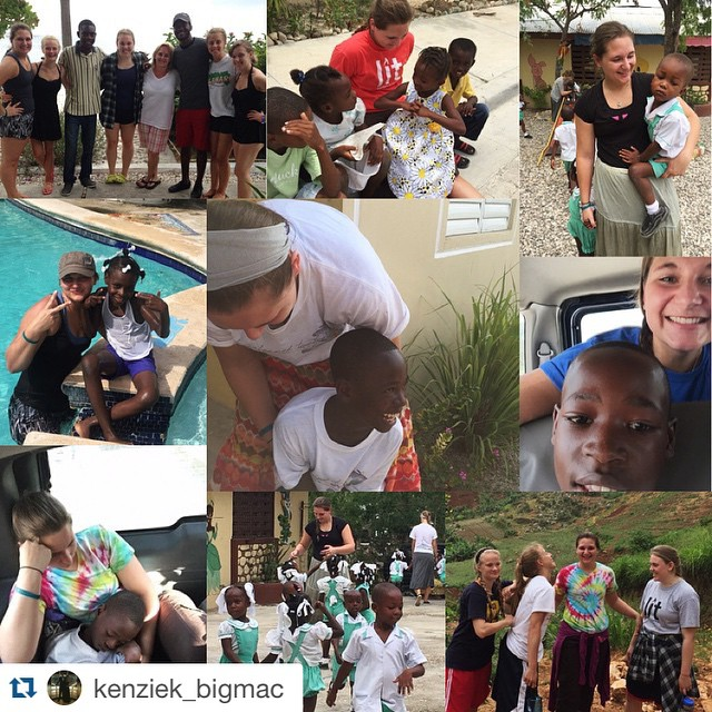#Repost @kenziek_bigmac with @repostapp. ・・・ I was trying so hard to find one picture that truly captured the past week and couldn't find just one. God worked in so many different ways and I am thankful to have been a small part of each of them. I serve an incredible God and I am constantly in awe of His kingdom work.