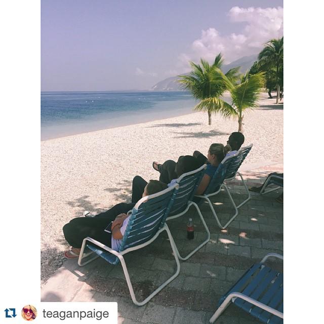 #Repost @teaganpaige with @repostapp. ・・・ T12 meetings aren't to shabby. Goodbye Haiti... see you again soon.