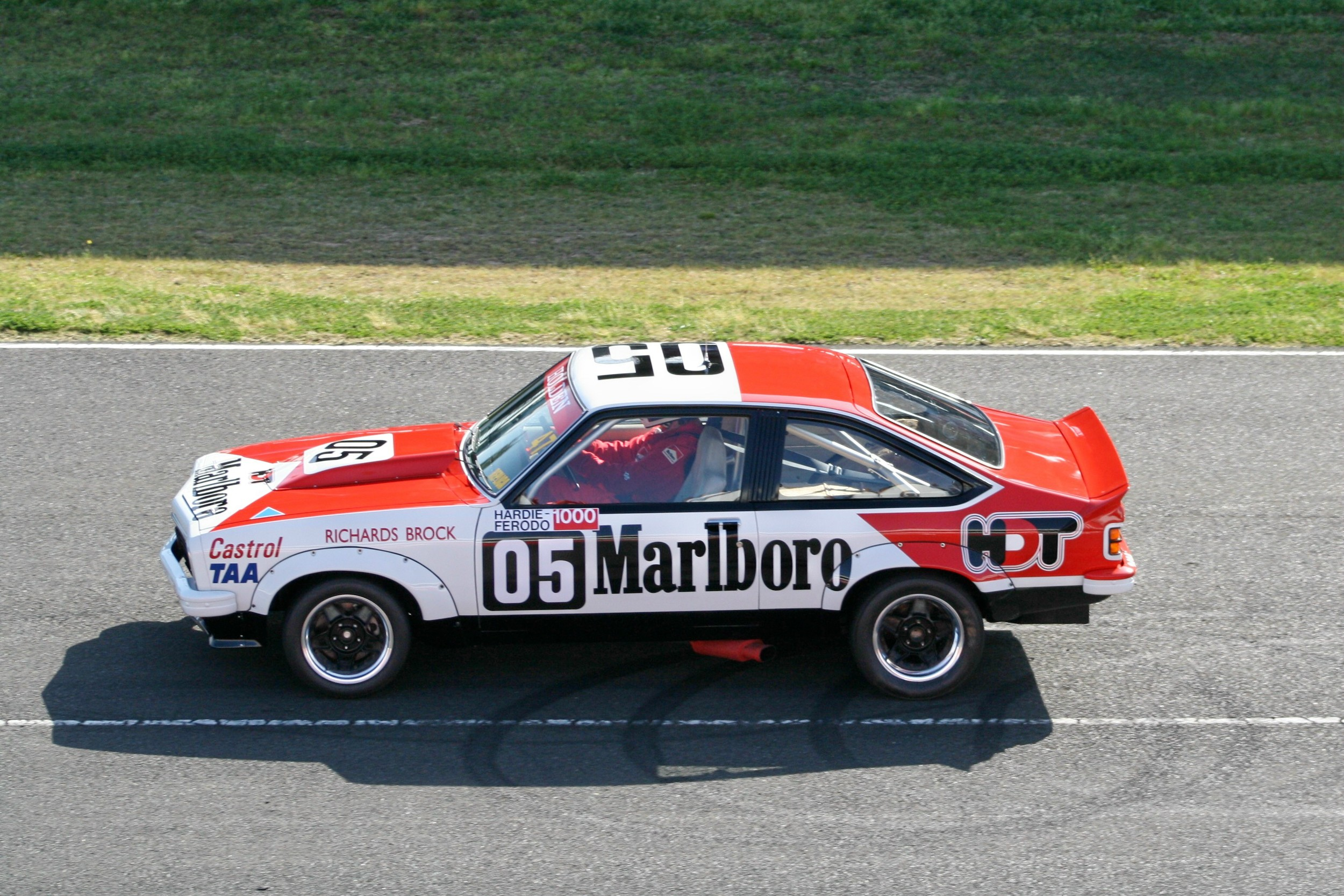 Queensland Motorsport Museum owner Ian Bone hopes to race a replica A9X Holden Torana in the Cootha Classic - Brisbane's Festival of Motorsport in September.