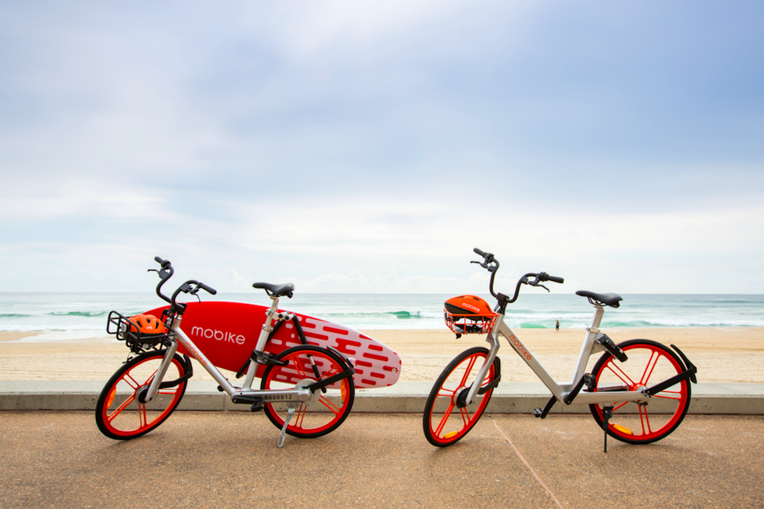 Transit Australia Group awarded City of Gold Coast's first bike-share partnership at a media conference this morning.