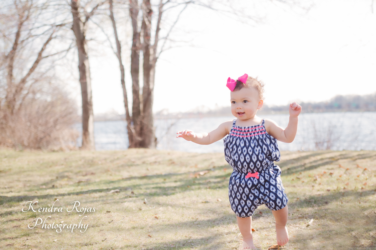 Fairfield County, CT Spring Portrait Sessions