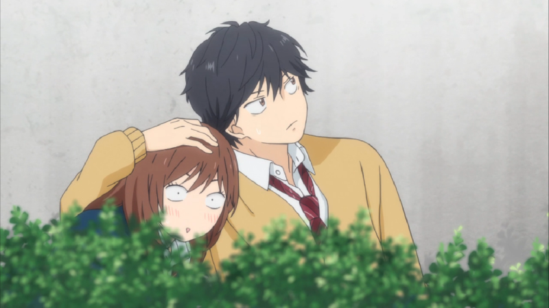 Ao Haru Ride / Blue Spring Ride  Production I.G.