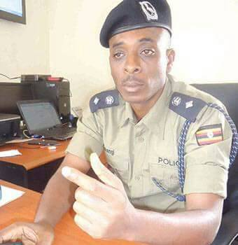 """This is Hebert Muhangi, head of the """"Flying Squad"""". He is known for illegal detentions, theft & extortions."""