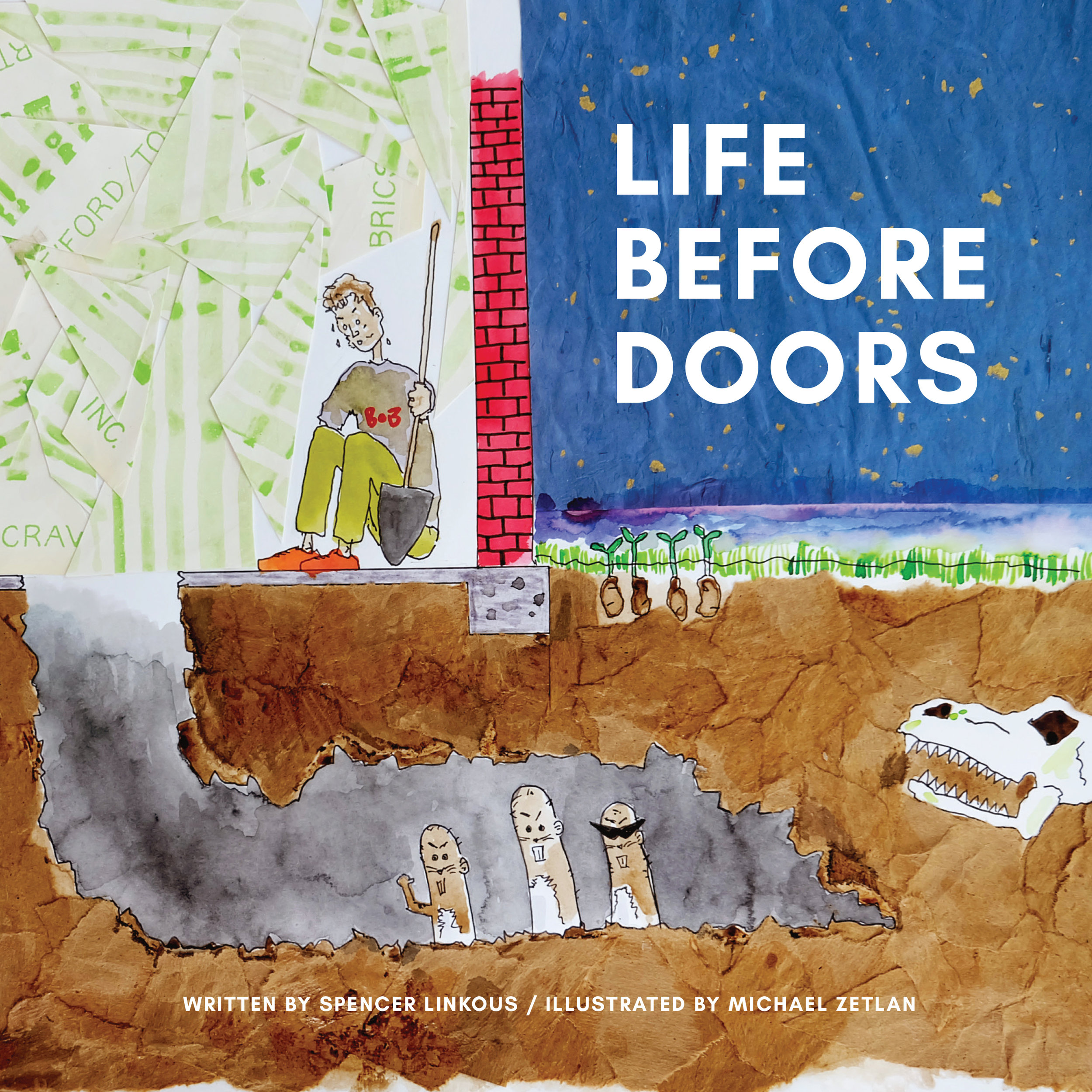 Life Before Doors / Spencer Linkous & Michael Zetlan